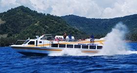 Fast Boat Marina Srikandi