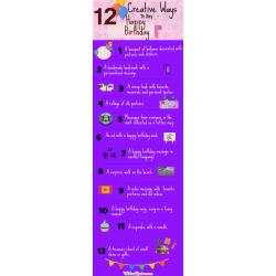 Small Crop Of Ways To Say Happy Birthday