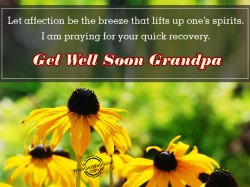 Winsome Get Well Soon Let Affection Be Breeze That Lifts Up Get Well Soon Wishes Far Images Page Get Well Wishes Religious Get Well Wishes Images