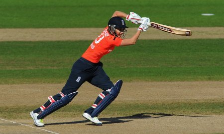 Charlotte Edwards, England Cricket Captain