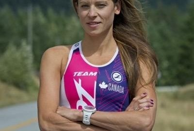 Karen Thibodeau Triathlete