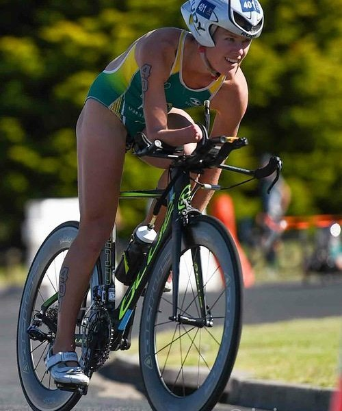 Kate Doughty (AUS) Para-Triathlon
