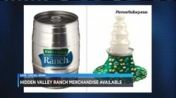 Small Of Keg Of Ranch