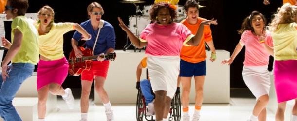 Wham Blam, thank you for making Glee Club super fun. Schue who?