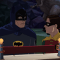 Adam West, Burt Ward, and Julie Newmar return to their iconic roles in Warner Bros. upcoming animated DC film, 'Batman: Return of the Caped Crusaders'.