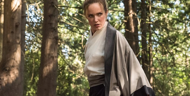 Legends Of Tomorrow visits Feudal Japan, and Ray learns he is innately a hero while Nate learns to use his new heroic powers. Amaya and Mick shine as well.