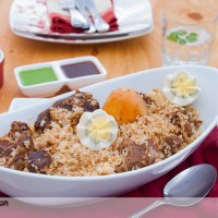 Kachchi Biryani - Dum Mutton Biryani