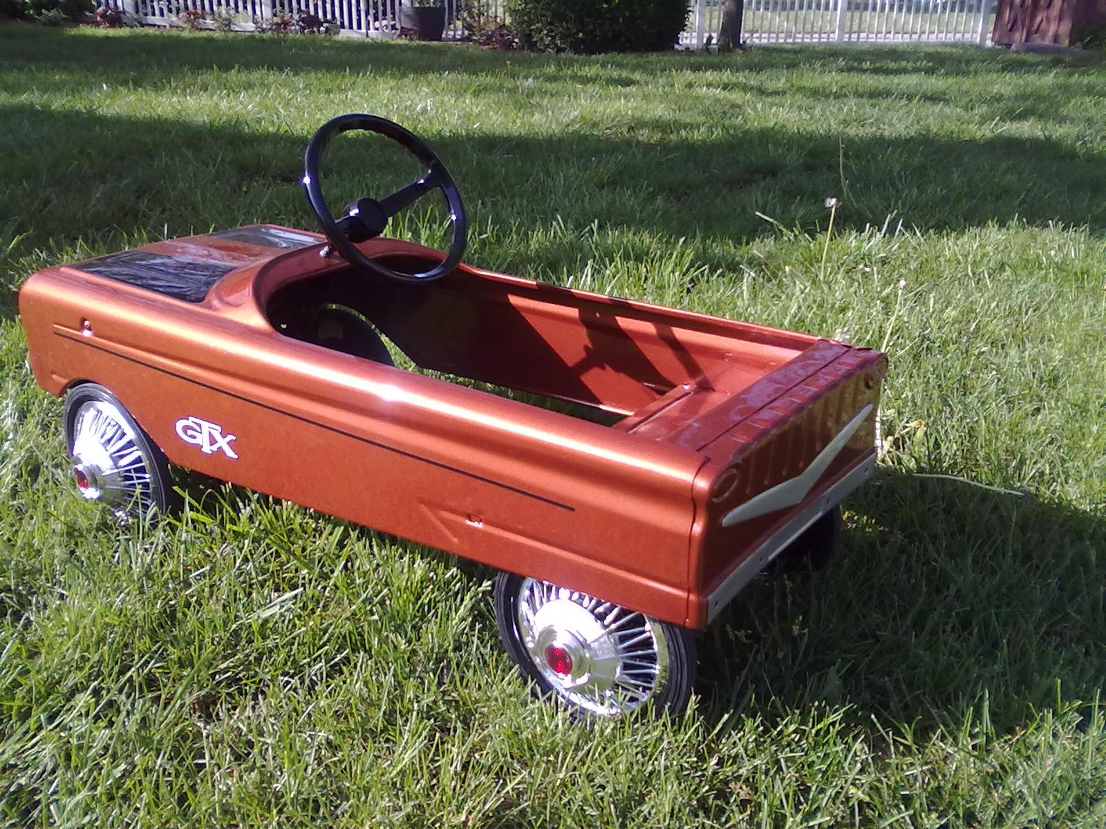 Pedal Car GTX 1
