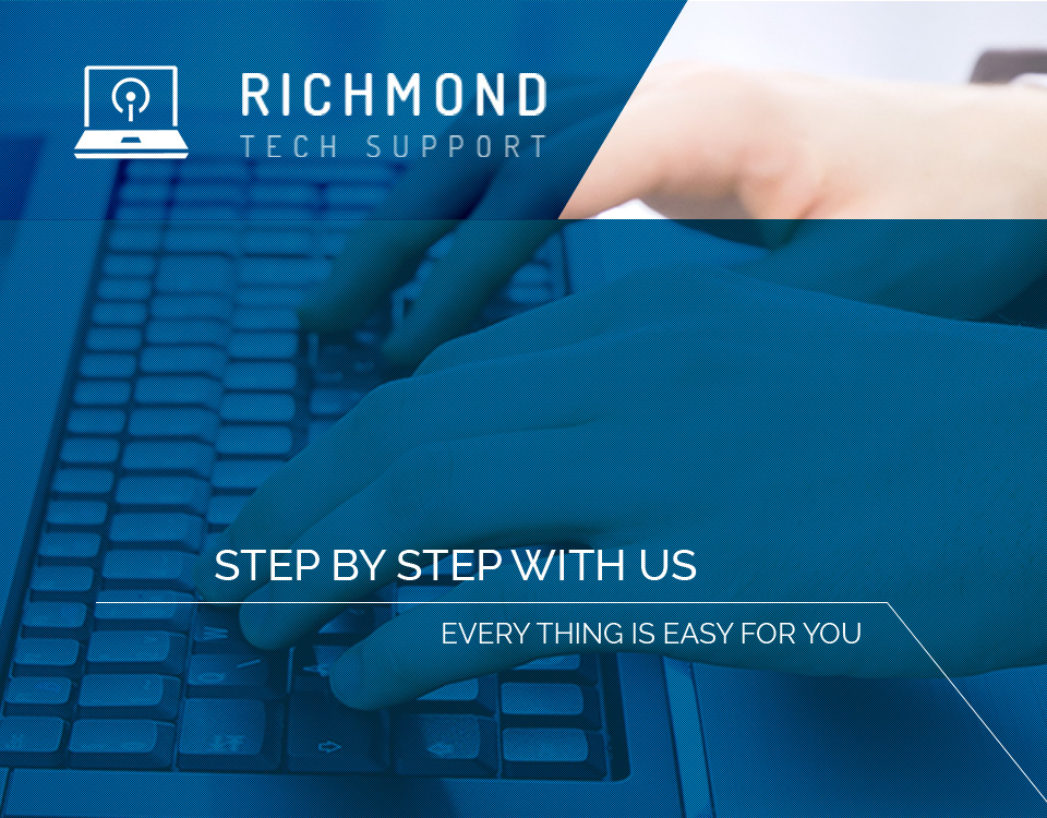 richmond-tech support website development