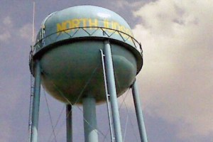 North Judson Water Tower