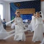 Anielskie jasełka w Żukowie