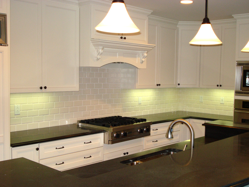 kitchen tile backsplashes in kitchens Hand Fired Tile Kitchen Tile Backsplshes Backsplash 2