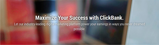 maximize you success with clickbank
