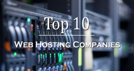 Top 10 Best Web Hosting Companies for 2016