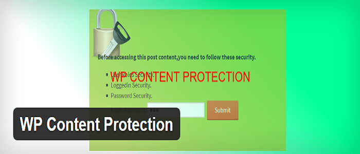 Top 7 WordPress Plugins to Protect Your Content WP Content Protection