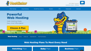 Hostgator web hosting Companies