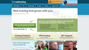 IX web hosting web hosting Companies