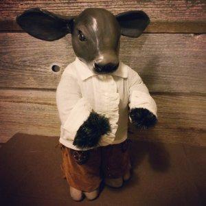 BABY STEER COWBOY | 2016
