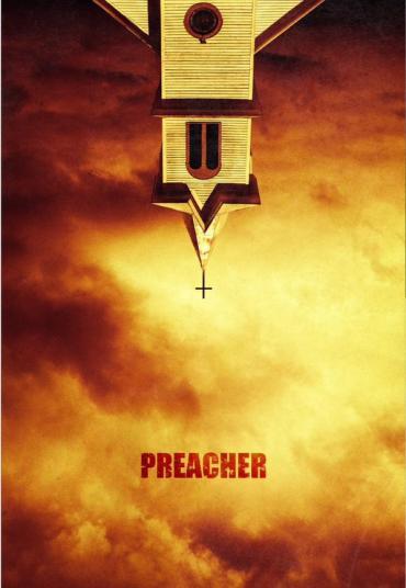 Plakat von The Preacher