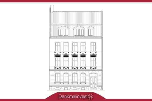 Fassadenvisualisierung
