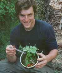Scott Fanello during his Herbal Expedition