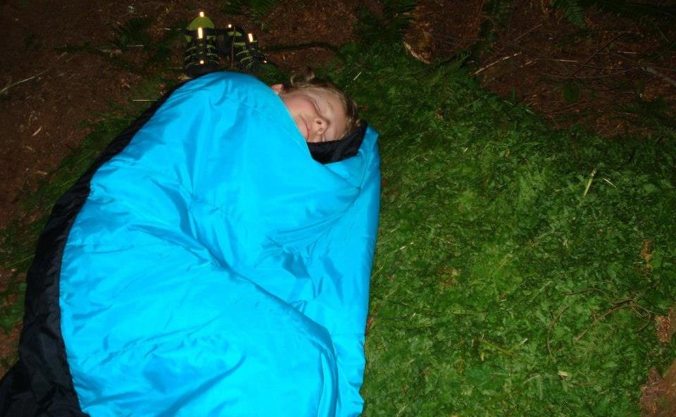 SleepingBagCamper