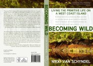 Becoming Wild Book Cover