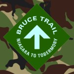 16km of the Bruce Trail completed