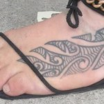 TALE OF THE WEARING OF THE TOE RING
