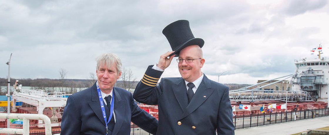 Top Hat Ceremony 2016