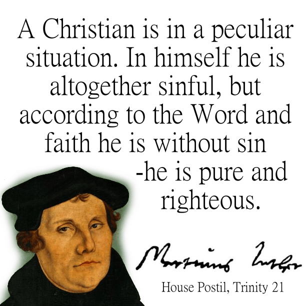 lutherquotationpurebyfaith