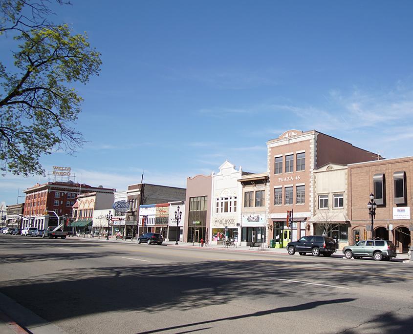 Logan Main Street