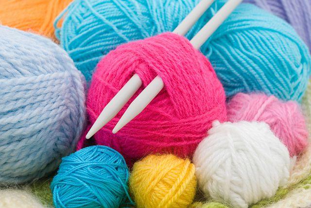 Вязание - моё хобби