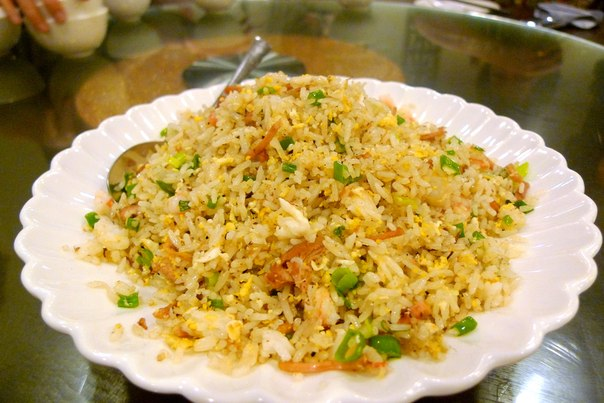 fried rice Sri Lanka