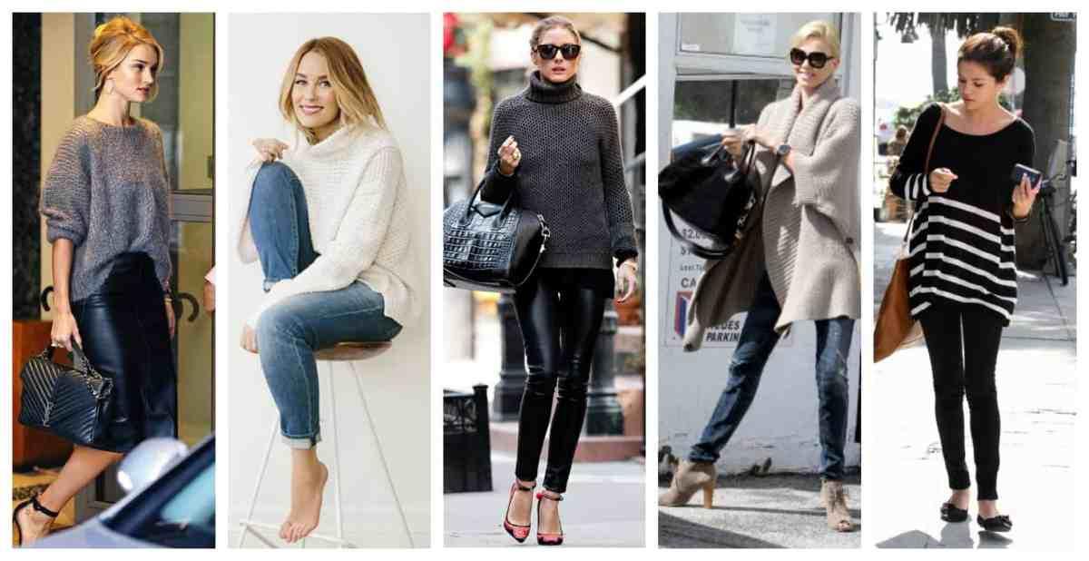 WWS Style: Twenty Cosy Knitwear Pieces You Will Love