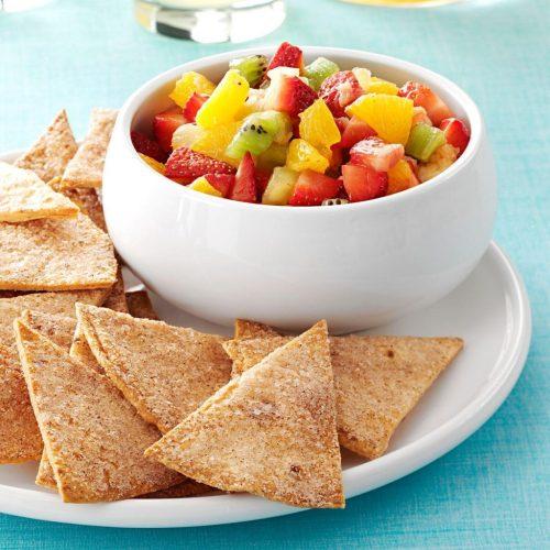 Medium Of Low Calorie Chips