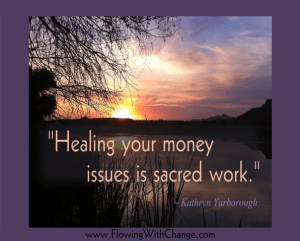 Heal Your Money Issues