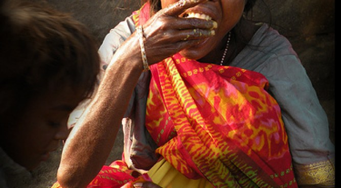 Can providing land rights to women ease poverty & child malnutrition?