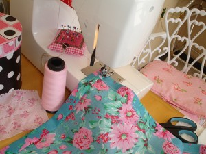 Home based business: Dressmaking