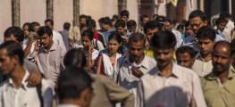 Mumbai crowds