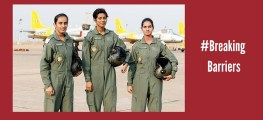 The Three Women Fighter Pilots