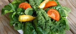 vegetarian iron rich foods