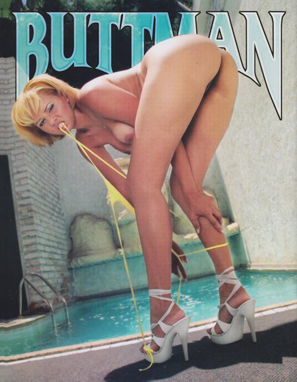 buttman magazine models