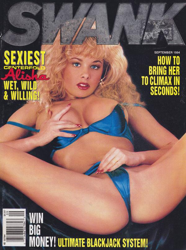 swank magazine centerfolds