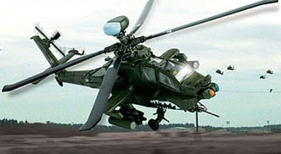 Attack Helicopters