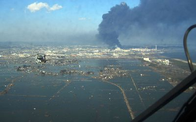 Tohoku Earthquake and Tsunami, Japan