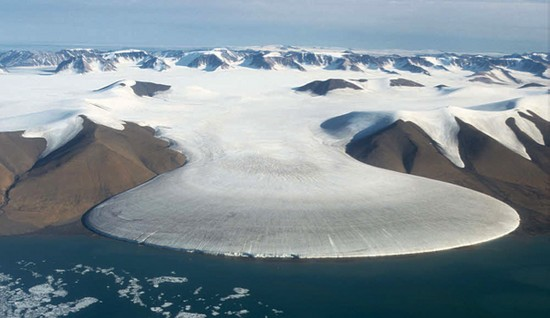 North Ice - Greenland