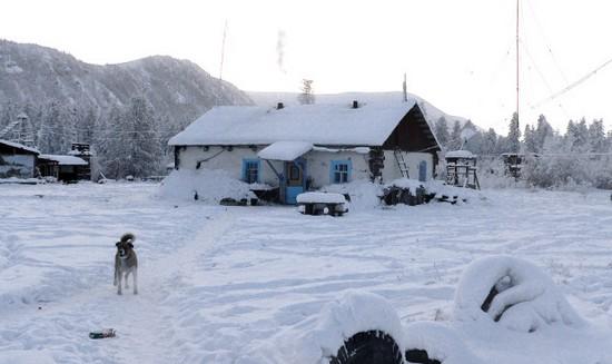 Oymyakon - Russia