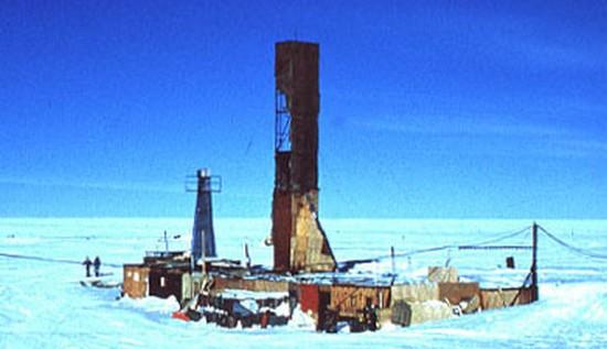 Vostok - Antartica