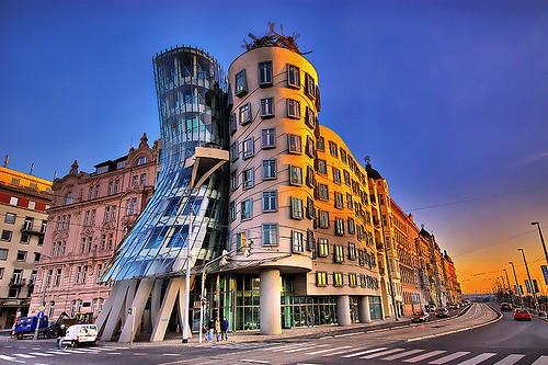 10 edifícios mais estranhos